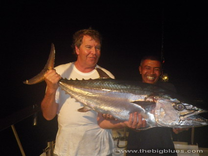 Andaman Islands' Dogtooth Tuna